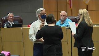 Gloria Tate sworn into Cape Coral City Council