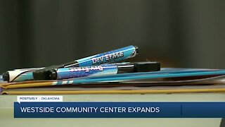 Westside Community Center expands
