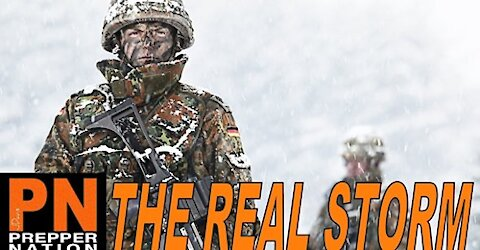 Let's Focus on the Real SHTF Storm