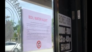 Precautionary boil water notice issued for Lantana