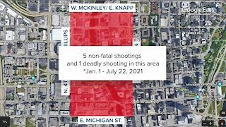 Recent influx of violence downtown causes businesses to implement more safety measures