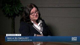 Arizona victim of 'violent extremist group' speaks out