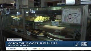 Nationwide guidelines amid coronavirus