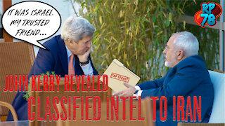 John Kerry Caught Revealing Classified Intel, Maricopa Audit CONTINUES!