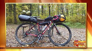 """Take Your Camping Up a Notch with """"Bike Packing"""""""
