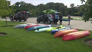 Float On: Record crowds expected for this year's Blazing Paddles in Cleveland