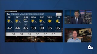 Scott Dorval's Idaho News 6 Forecast - Thursday 12/17/20