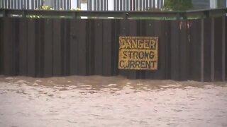 Flooding causes damage across Port Washington