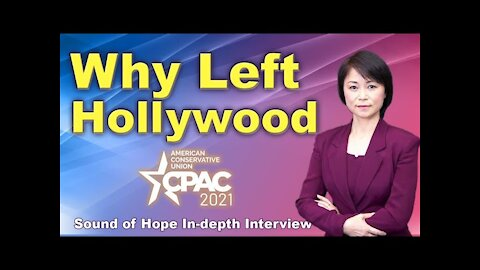 'Hercules'Star Kevin Sorbo Tells Why He Left Hollywood(CPAC Interview8 )