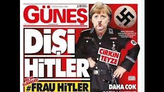 🔥 ‼📢#MerkelNusikaltimai KONSTUTUCIJAI IR EUROPAI 2021 09 13🔥 ‼📢#Fasizmas2021