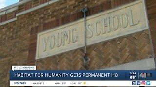 Independence Habitat for Humanity creates new headquarters