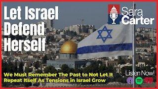 Let Israel Defend Herself