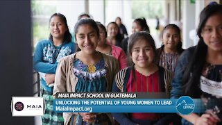 Unlocking The Potential For Young Women To Lead // Maia Impact School