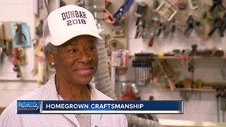 Homegrown artisan wood working in Milwaukee's inner city