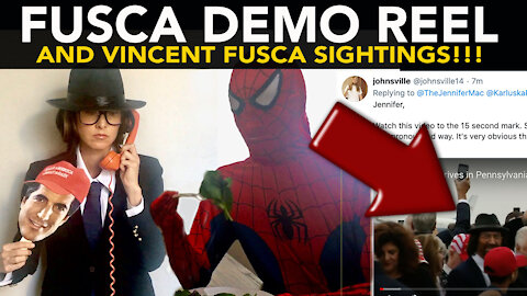 Vincent Fusca Demo Reel - plus a couple VF sightings!