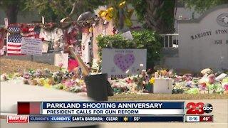 Parkland Shooting Anniversary