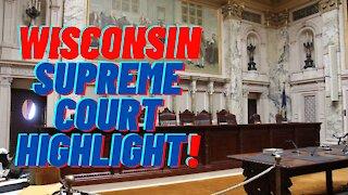 Wisconsin Supreme Court Oral Argument highlights! 12-12-2020