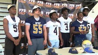 North Palm Beach Prep signs 6 local athletes