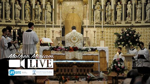 'Young people are flocking' to the Traditional Latin Mass, even if the Pope is restricting it
