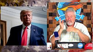 President Trump Hints At Running In 2024! - John Martin Talks #353