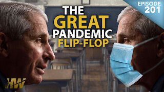 THE GREAT PANDEMIC FLIP FLOP