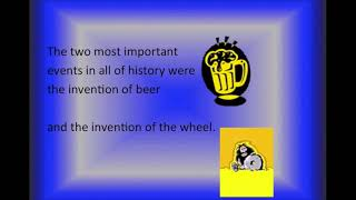 History Of Beer   Invention Of Beer   Liberals versus Conservatives   MichaelWilliams67