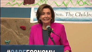 Pelosi Defends Ilhan Omar After She Equated Israel And Hamas