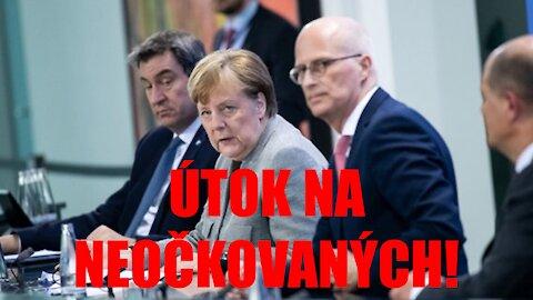 Nemecká vláda zvyšuje tlak na neočkovaných! Od októbra to bude kruté.