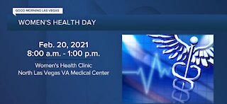 VA Southern Nevada Healthcare System hosting Women's Health Day