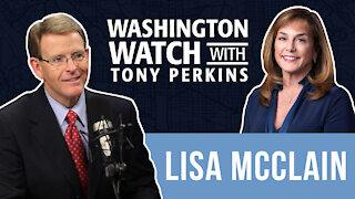 Rep. Lisa McClain Says Joe Biden's Record Number of Executive Orders Shows Weak Leadership