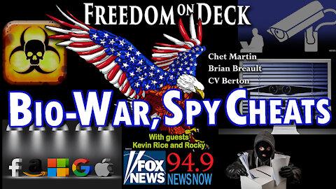Bio-War, Spy Cheats