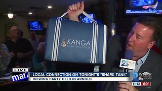 Anne Arundel County inventors featured on Shark Tank