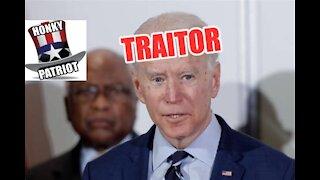 Joe Biden Brags NO MORE AMERICA FIRST