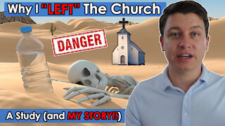 Why I Confronted My Pastor and Left My Church!! MY TESTIMONY | Big Problems in the Church Today!!