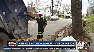 Keeping sanitation workers safe on the job