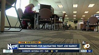 Key strategies for navigating tight job market