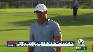 Final Round coverage of the 2019 Honda Classic