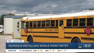 Polk County Schools installing single-point entry