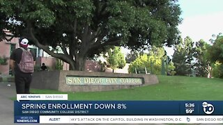 Community college district hopes to boost enrollment