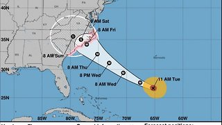 HHS Declares Public Health Emergency In Carolinas Ahead Of Florence