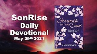 Daily Devotional | 05-29-2021