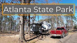 Atlanta State Park   Texas State Parks   Best RV Destination in Texas!!