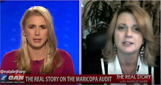 The Real Story - OAN Securing AZ Elections with Sen. Kelly Townsend