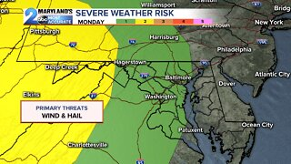 Strong to Severe Storms Possible