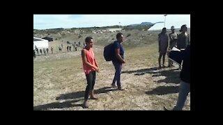 South Africa - Cape Town - Strandfontein Homeless (ZbT)