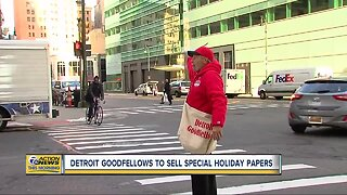 Detroit Goodfellows to sell special holiday papers