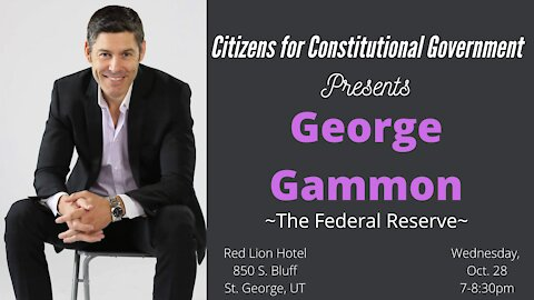 George Gammon - The Federal Reserve