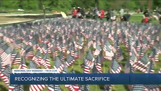 Milwaukee residents recognize Veterans ahead of Memorial Day