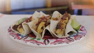 What's for Dinner? - Breakfast Tacos