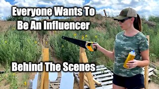 Everyone Wants To Be An Influencer - Behind The Scenes
